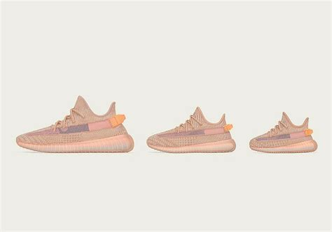 "adidas Yeezy 350 v2 ""Clay""   Official Store List"