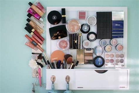 diy des rangements maquillage 224 faire soi m 234 me