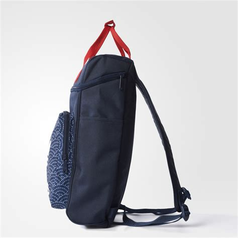 jual tas ransel adidas classic backpack navy az4066