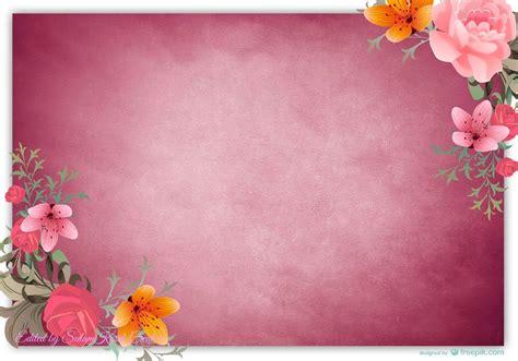 freebies koleksi background bunga sulamkaseh creative
