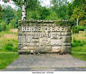 Belsen Concentration Camp Stock Photos & Belsen ...