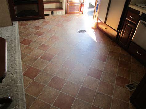 rv flooring finishes