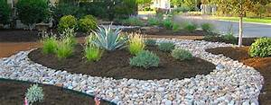 Using Decorative Rock & Stone in Landscape Design - A