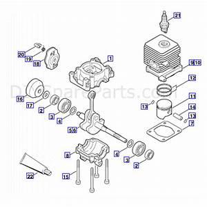31 Stihl Fs 55 Parts Diagram