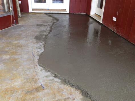 leveling cement floor for tile gurus floor