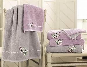 Linge De Toilette Ikea : linge de toilette les magnolias linvosges ~ Teatrodelosmanantiales.com Idées de Décoration