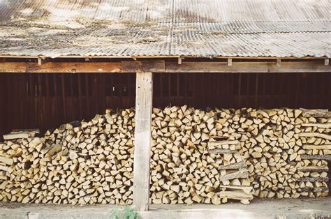 Brennholz Richtig Stapeln by Free Stock Photo Of Firewood Stack Stacked