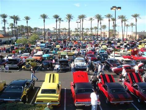 scottsdale pavilions car show