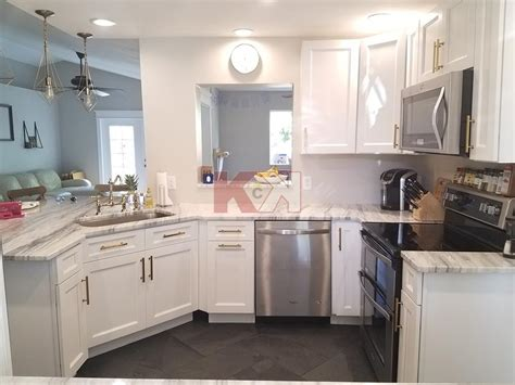 kitchen cabinet reviews amp testimonials 579 thompson white 22