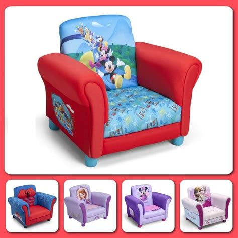 chair armchair toddler upholstered children furniture