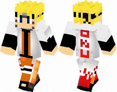 Skin Naruto Minecraft Skins 3d Boy Minecrafthub