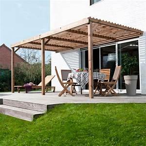 Que Mettre Sur Le Toit D Une Pergola : toiture pergola ma toiture ~ Melissatoandfro.com Idées de Décoration