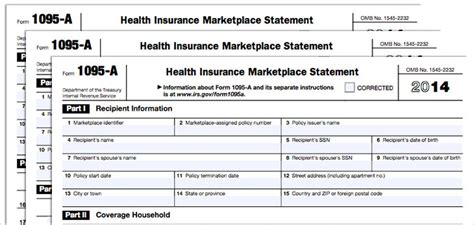 health insurance form 1095 b what is form 1095 c and do you need it to file your taxes