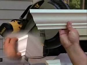 How to video on measuring and cutting mouldings