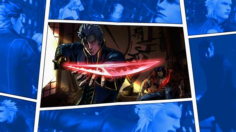 Vergil Ultimate Mvc3 Devil May Cry