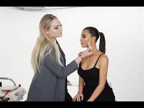 kkw  nikkie tutorials  power  makeup youtube