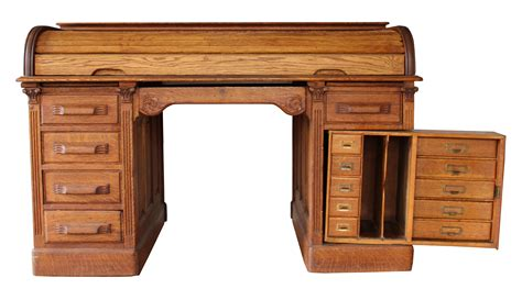 desk with hidden compartments roll top desk with secret compartments chairish