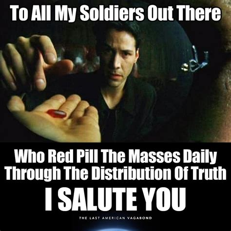 Blue Pill Red Pill Meme - memes the last american vagabond