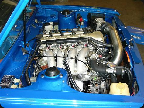 Datsun Engines by Cars Datsun 510 Engine With Nissan Ka24 16 Valve Image 2