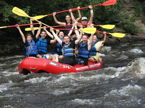 Great Day Out On The Lehigh!  Picture Of Whitewater