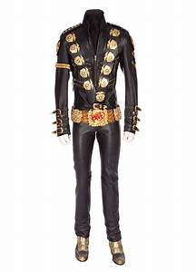 Michael Jackson BAD costume presented by Michael Jackson ...