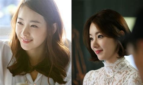 korean actresses     short hair soompi