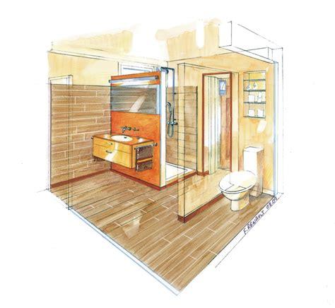 Dessin D Interieur De Maison Avantapres Conseil Architecte Am 233 Nagement De Maison