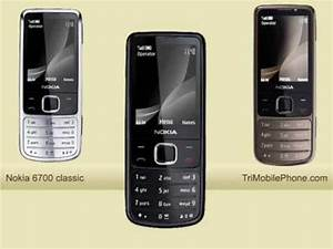 Nokia 6700 classic Mobile Phone Specification, Features ...
