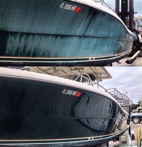 Boat Detailing by Boat Detailing Clear Detailing 855 783 3824