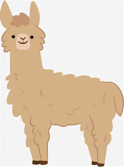 Alpaca Clipart Vector Animated Clipground Cliparts Webstockreview