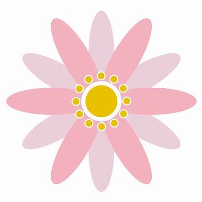 Flower Clipart Flowers Daisy Animated Spring Sticker