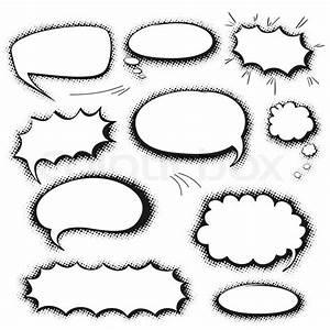 92+ Speech Bubble Templates - Colorful Paper Speech Bubble ...