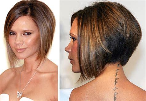 Victoria Beckham Style Hair