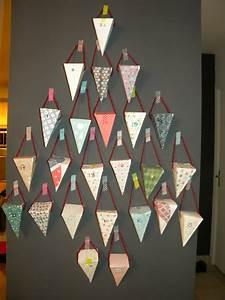 Calendrier De L Avent Maison : mon calendrier de l avent fait maison maman est en haut ~ Preciouscoupons.com Idées de Décoration