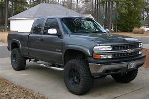 Redneck061102 2001 Chevrolet Silverado 1500 Extended
