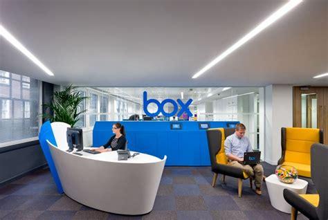 les de bureaux les bureaux londoniens de box le concurrent de dropbox