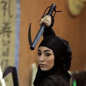 Iran Ninja Women