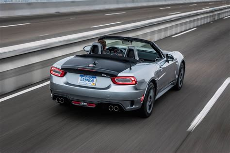 2018 Fiat 124 Spider Abarth Pricing  For Sale Edmunds