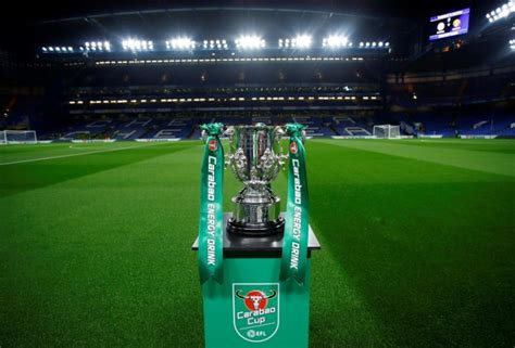 Arsenal v Leicester City headlines Carabao Cup draw