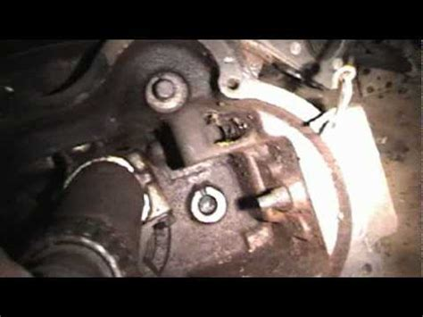 wisconsin engine governor works youtube