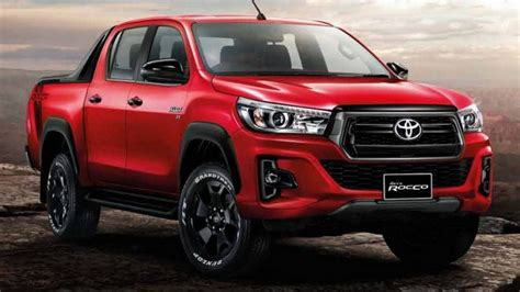 Toyota Hilux Photo by 2019 Toyota Hilux Hd Photos Mootorauthority
