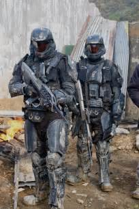 Future Special Forces Armor