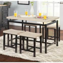 matinee 5 piece dining room set bob s discount furniture