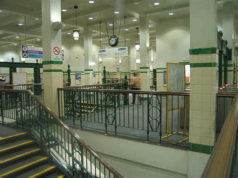 sydney daily photo sydneys underground railway st
