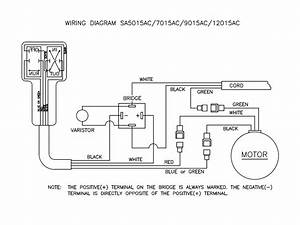 Ironton Electric Hoist Wiring Diagram