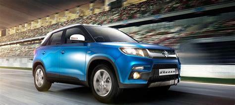 Upcoming Maruti Suzuki Vitara Brezza 2016, Price, Date