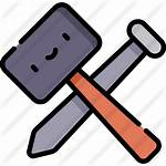 Hammer Icon Premium Icons