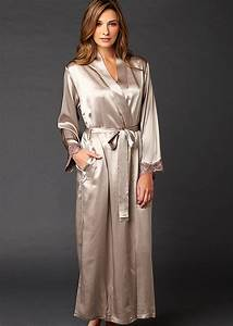 indulgence silk robe luxury silk robe julianna rae With robe de chambre soie
