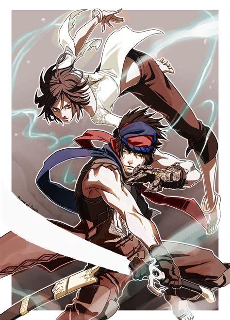 Elika Prince Of Persia Zerochan Anime Image Board