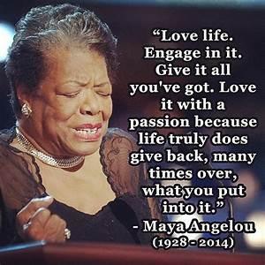 35+ Inspirational Maya Angelou Quotes